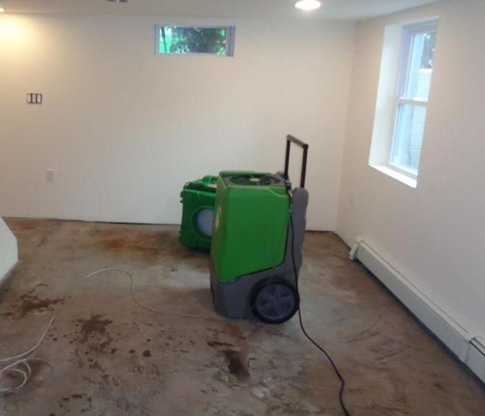 Mold Hiding Under Flooring - Long Island, NY After