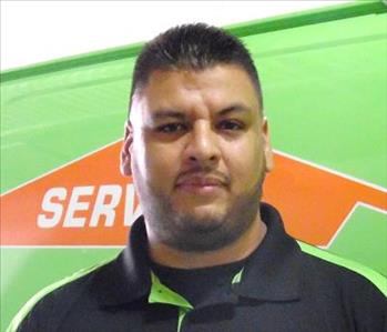 Aron Caracushansky - Production Manager, with SERVPRO since February 2014