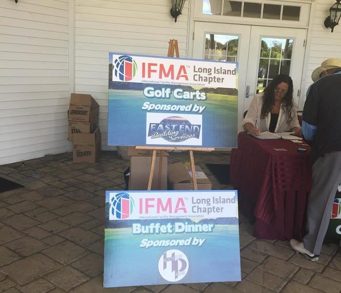 SERVPRO of Great Neck/Port Washington Participates in the 2016 IFMA Long Island Golf Outing!