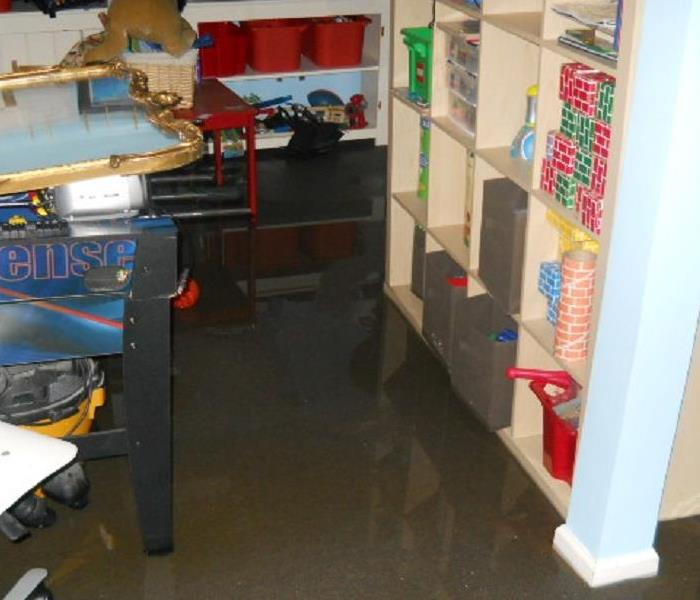 Hurricane Water Damage - Long Island, NY