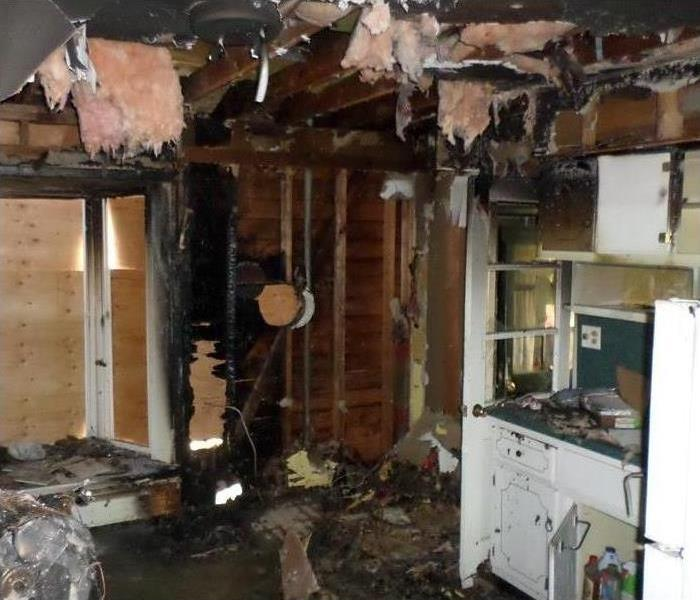 Fire Damage Kitchen Fire Prevention Tips