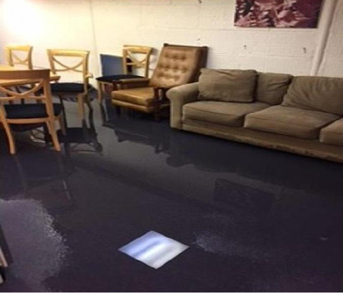 Water Damage SERVPRO of Great Neck/Port Washington is Ready to Resolve Any Water Damage Situation