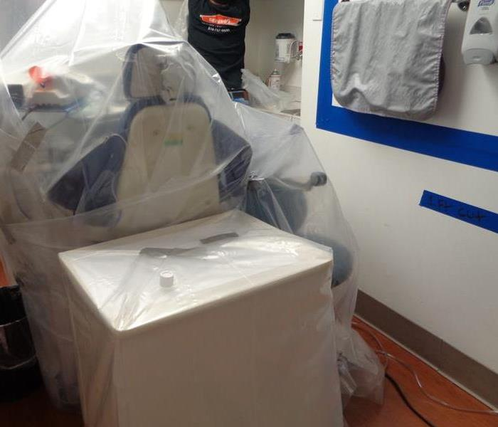 Water Damage In Hospitals Medical And Healthcare