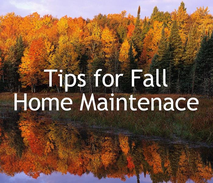 Fall maintenance tips prepare your home for cooler days for Fall home preparation